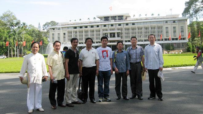 越南、柬埔寨异国风水考察