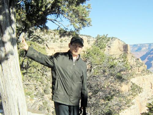 美国大峡谷观光考察