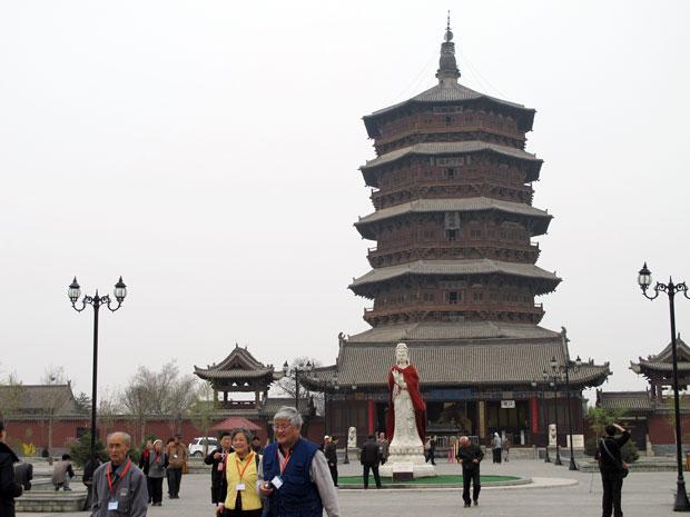 中国古村落里的风水文化